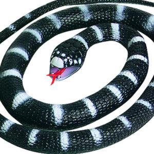 műanyag kígyó
